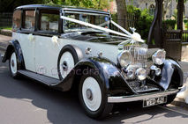 Cathedral Cars' vintage 1935 Rolls-Royce 20/25