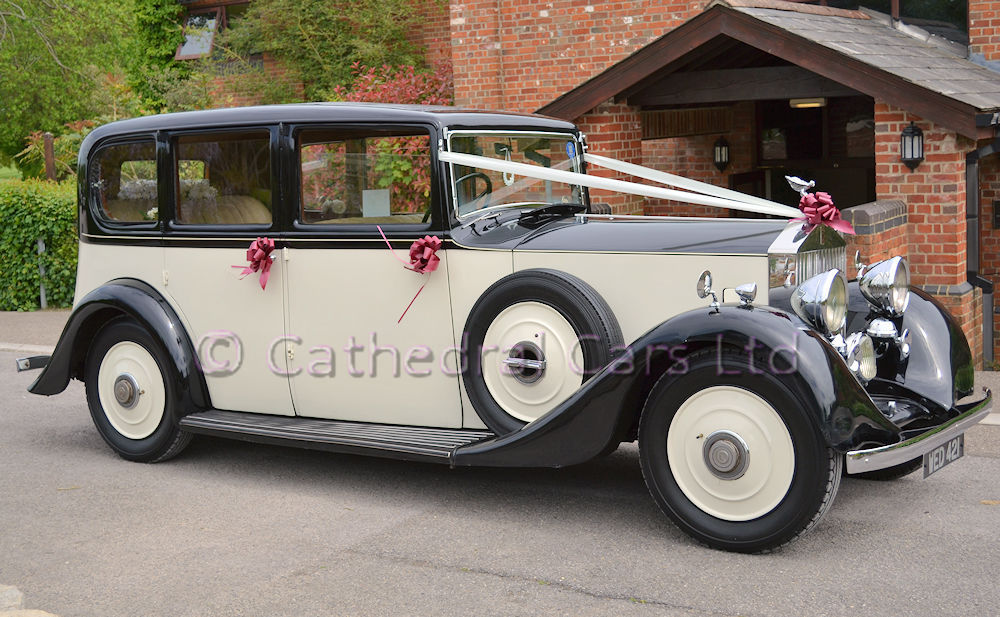 Cathedral Cars - vintage and classic wedding cars in Beaulieu ...